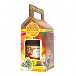 Decorative box for a 1 kg bottle, (10 units), Decorative box for a bottle with 700ml/ 1kg cell, Cardboard boxes, , LYSON