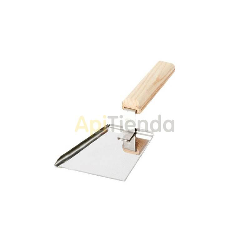 Espátulas, cepillos y levantacuadros Espatula recogedor chapa galvanizada Espatula recogedor. Especial para rascar y limpiar el