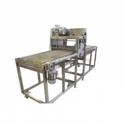La mesa desoperculadora horizontal universal con prensa para opérculos de 50kg/h