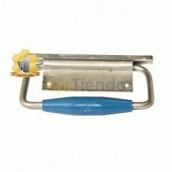 Herrajes Asa para colmenas, chapa galvanizada/ plástico Asa especial para colmenas o nucleos fabricada en chapa galvanizada Ll