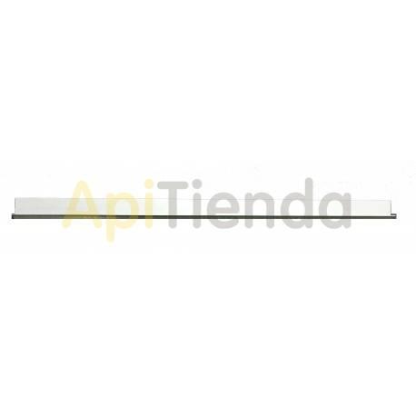 Herrajes Apoyacuadros liso, galvanizado 375mm (10ud) PACK DE 10 UNIDADES Apoyacuadros liso fabricado en acero galvanizado 375