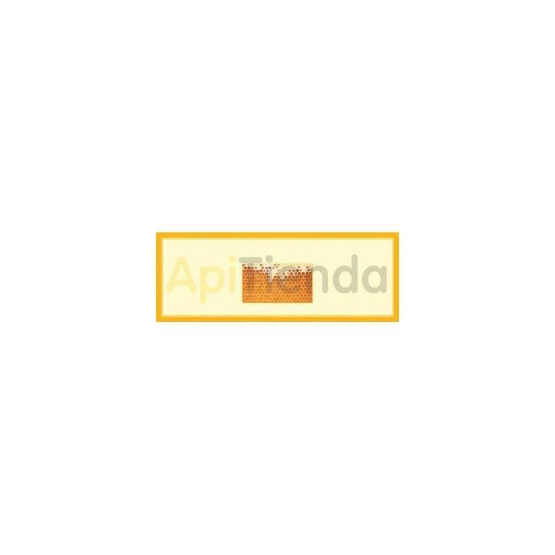 Material  Pegatinas personalizadas A4 Compatible con todas marcas de impresoras Folio EN formato A4 8 pegatinas adhesivas por