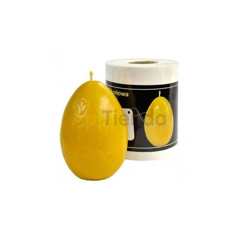 Molde huevo con tulipan