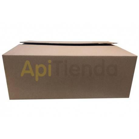 Cajas de cartón Caja de cartón botes de 1kg (Pack 20 uds) Cajas para almacenar los botes de miel de 1kg o cualquier bote de apro