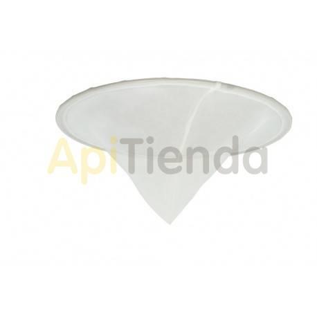 Filtro cónico de nylon para maduradores o bidones