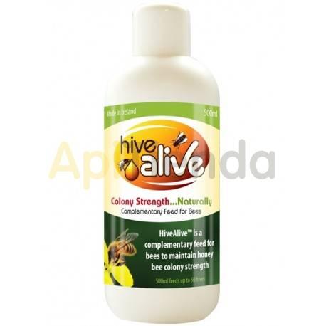Ofertas Hive Alive 500ml Suplemento nutricional testado científicamente para hacer que sus colonias sean un 89% más fuertes y pr