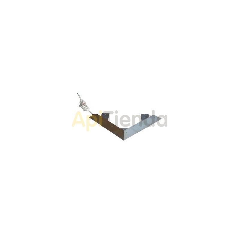 Cuchillas de repuesto PK de desoperculadora 12v
