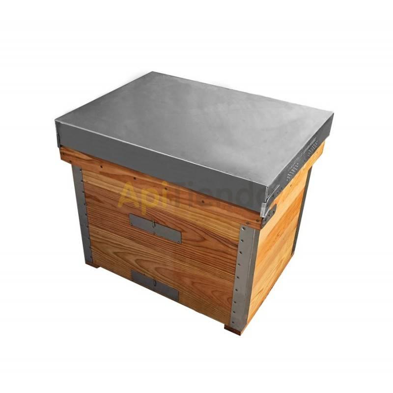 Colmenas de madera Colmena Layens Dominguez 12 cuadros Colmenas Layens de alta calidad del fabricante Industrias Dominguez. Con