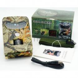 Cámara de vídeo especial para caza Full HD 1080p con visión nocturna