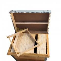 Colmenas de madera Colmena Layens Dominguez Colmenas Layens de alta calidad del fabricante Industrias Dominguez. Consta de: -C