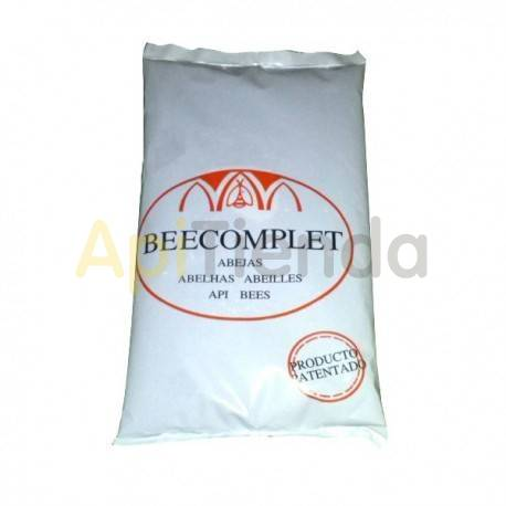 Beecomplet Autumn 1kg (Box 12 kg), Choose your format! Product developed for bees to store and consume during the winter. They m