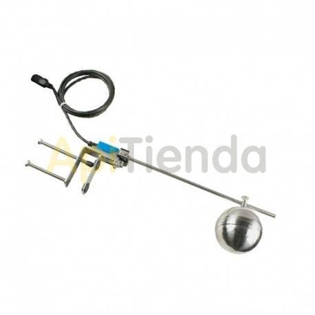 Envasadoras y bombas de trasiego Sensor mecánico del nivel de miel 220V El dispositivo le permite controlar el nivel de miel en