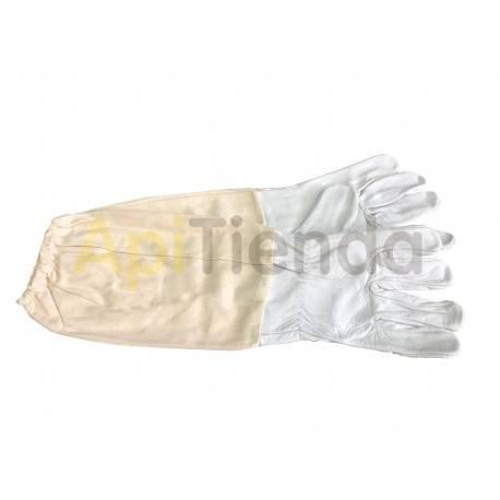 Guantes Guantes de Cuero Niño Tallas 4, 5 Unos guantes protectores son lo ideal para proteger sus manos de las picaduras de las