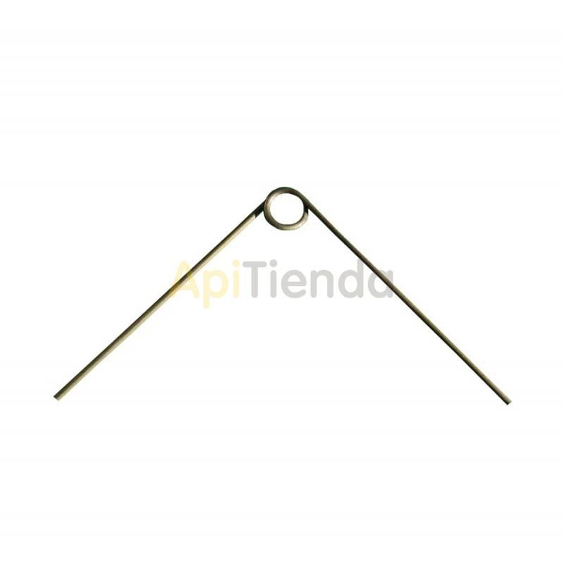 Espátulas, cepillos y levantacuadros Muelle de repuesto para levantacuadros (modelo 10023) Muelle de repuesto para levantacuadro