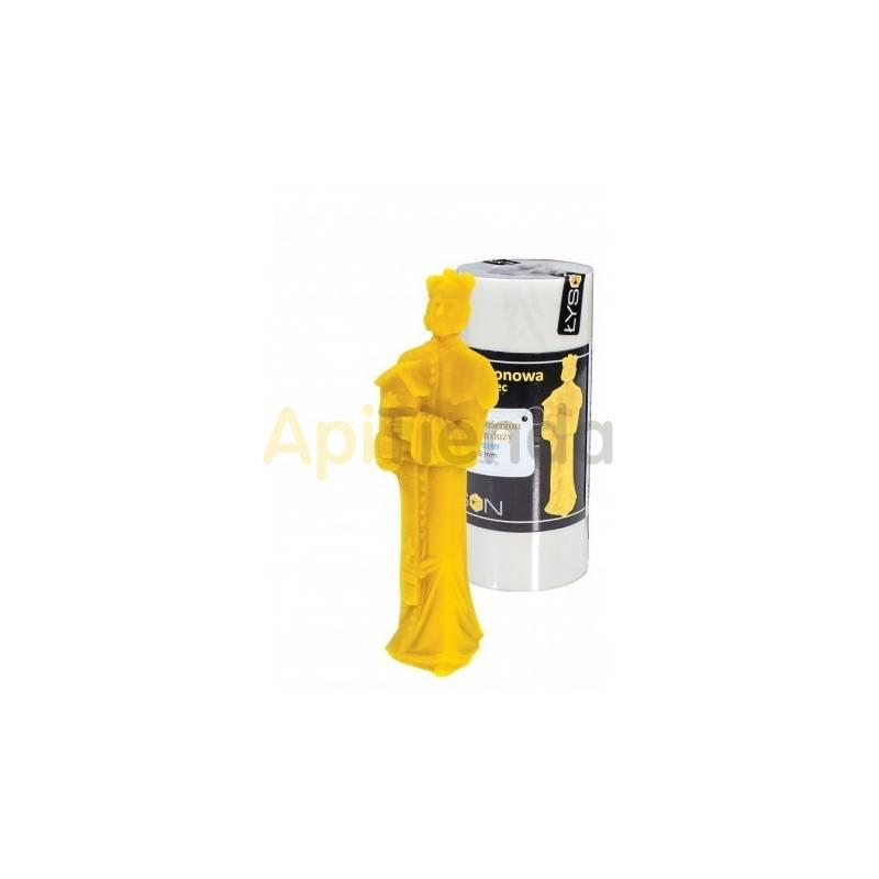 Moldes Molde sacerdote con colmena, grande    Molde de silicona para elaborar las velas de cera de abeja Forma - Sacerdote