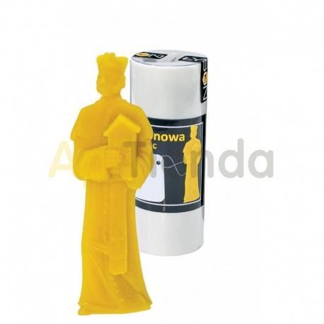 Apicultura Molde sacerdote con colmena, pequeño    Molde de silicona para elaborar las velas de cera de abeja Forma - Sace