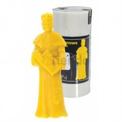 Moldes Molde sacerdote con panal, pequeño    Molde de silicona para elaborar las velas de cera de abeja Forma - Sacerdote