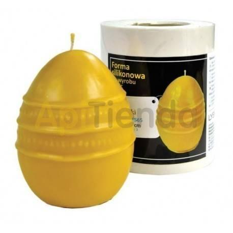 Molde Huevo con cenefa