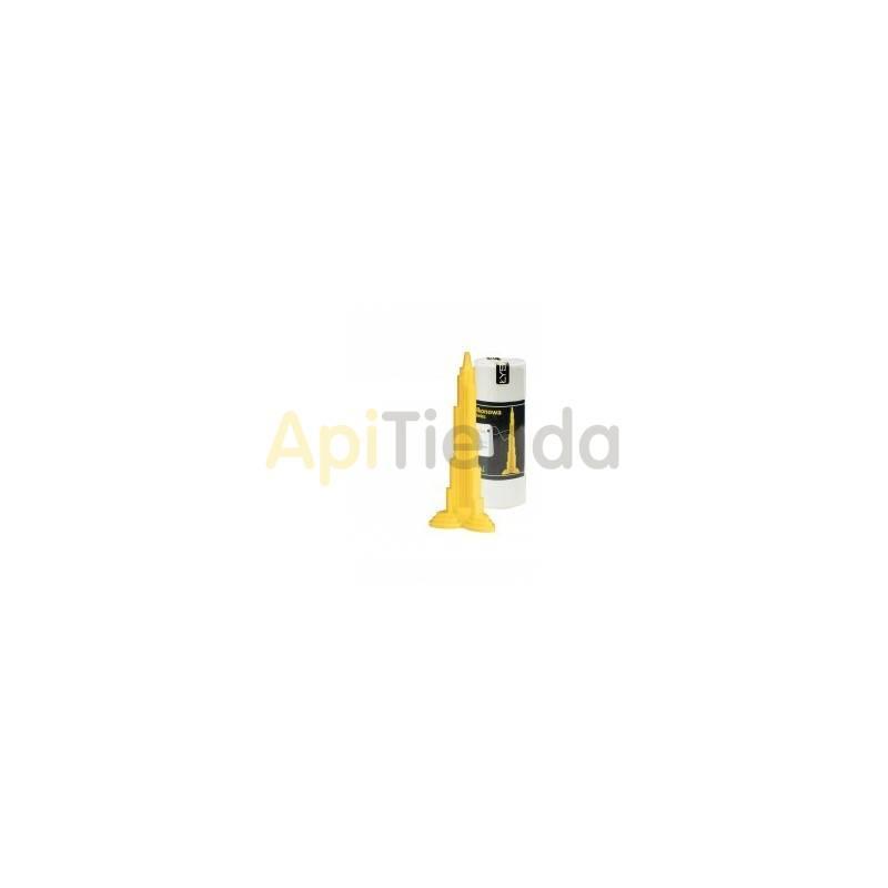 Moldes Molde Burj Khalifa, grande            Molde de silicona para elaborar velas de cera Forma - Burj Khalifa A