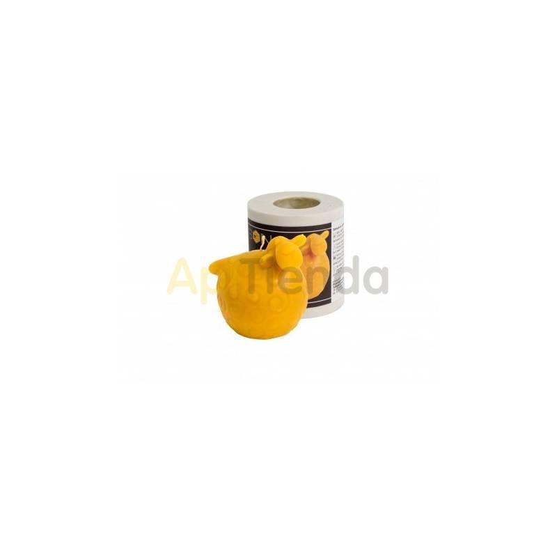 Moldes Molde Aries    Molde de silicona para elaborar velas de cera Forma - Aries Altura aprox. 80mm Mecha recomendable