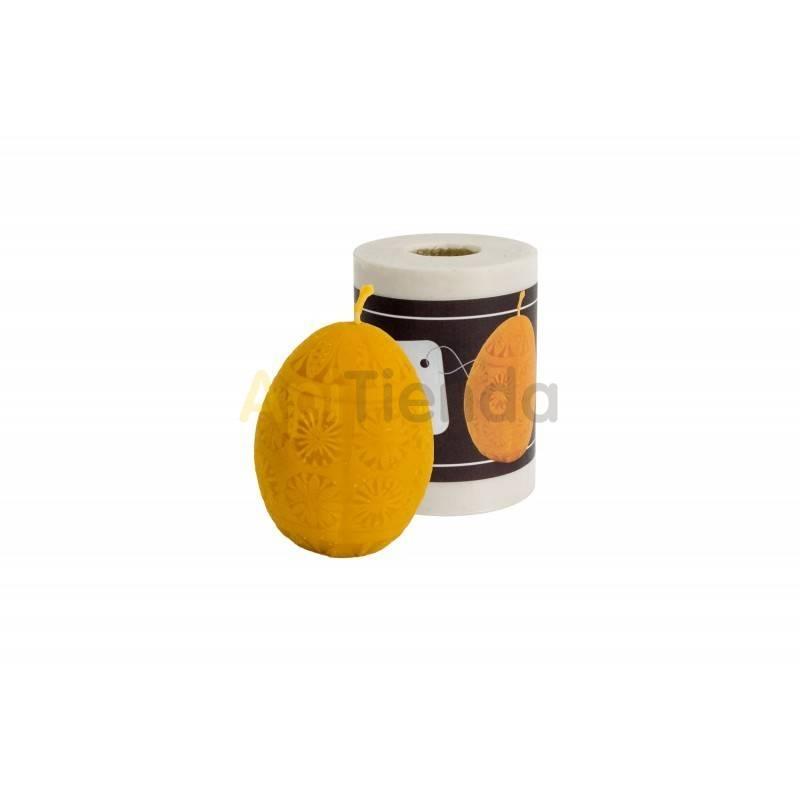 Moldes Molde huevo de Pascua            Molde de silicona para elaborar velas de cera Forma - Huevo de Pascua Altu