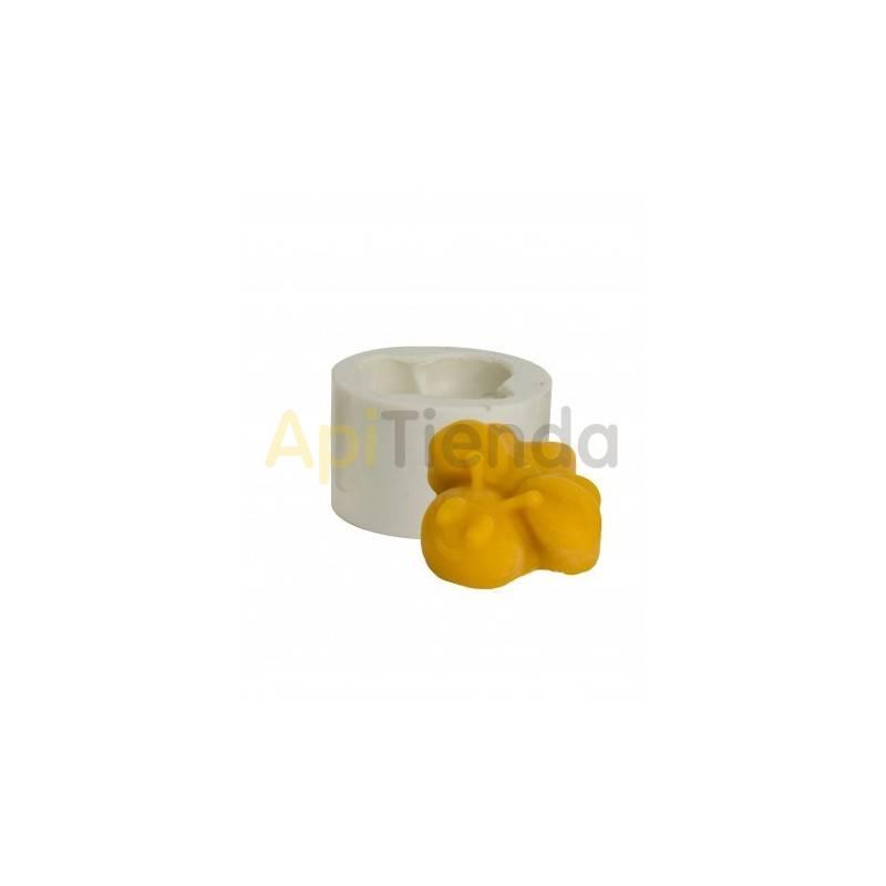 Moldes Molde abeja, colgante                        Molde de silicona para elaborar velas de cera Forma