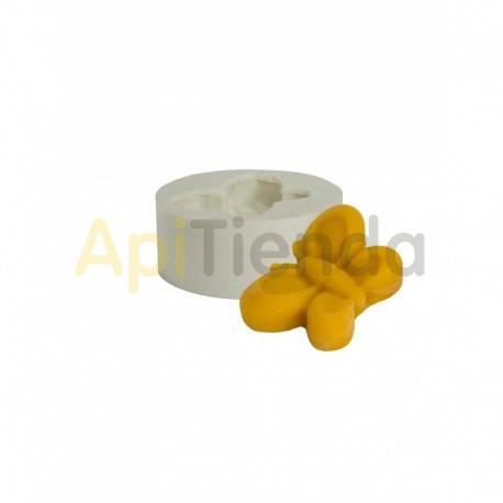 Moldes Molde mariposa, colgante                        Molde de silicona para elaborar velas de cera For