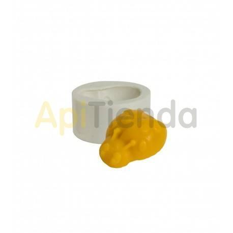 Moldes Molde mariquita, colgante                        Molde de silicona para elaborar velas de cera Fo