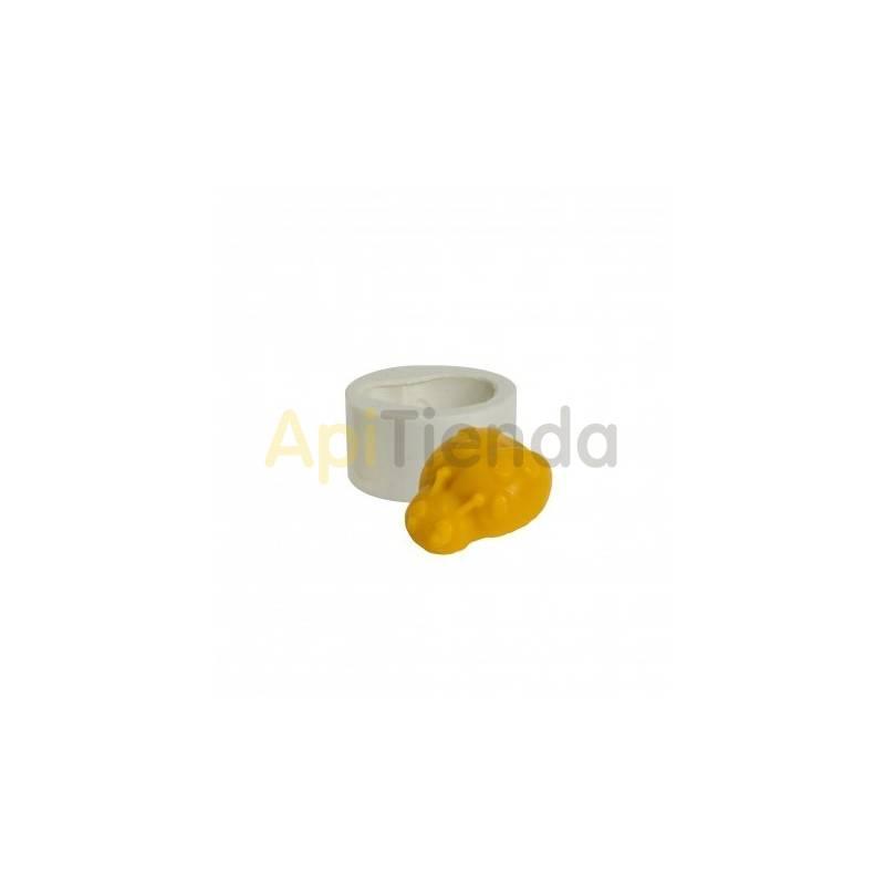 Molde mariquita, colgante