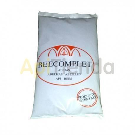 Alimentacion Alimento Beecomplet Invierno 1kg (Caja 12kg) PIENSO COMPLEMENTARIO PARA ABEJASComplemento nutricional de origen veg