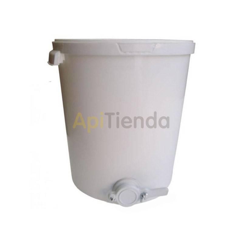Maquinaria Madurador plástico 42 kg 31.5L Madurador fabricado en plástico alimentario Altura del deposito 34.5cm. con tapa pue