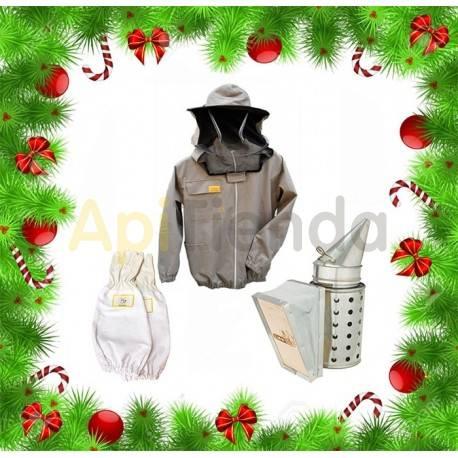 Kit navideño de apicultor