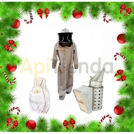 Kit navideño de apicultor 2