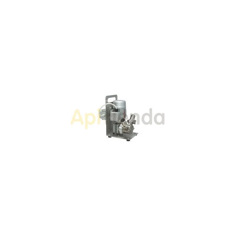 Envasadoras y bombas de trasiego Bomba de trasiego 380V, 0,37kW - Versión compacta Datos técnicos: • Alimentación - 380V• Motor