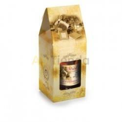 Cajas de cartón Caja decorativa para un bote de 315ml, (10 unidades)   La caja de 315 ml con dos ventanas en lados opuestos pe