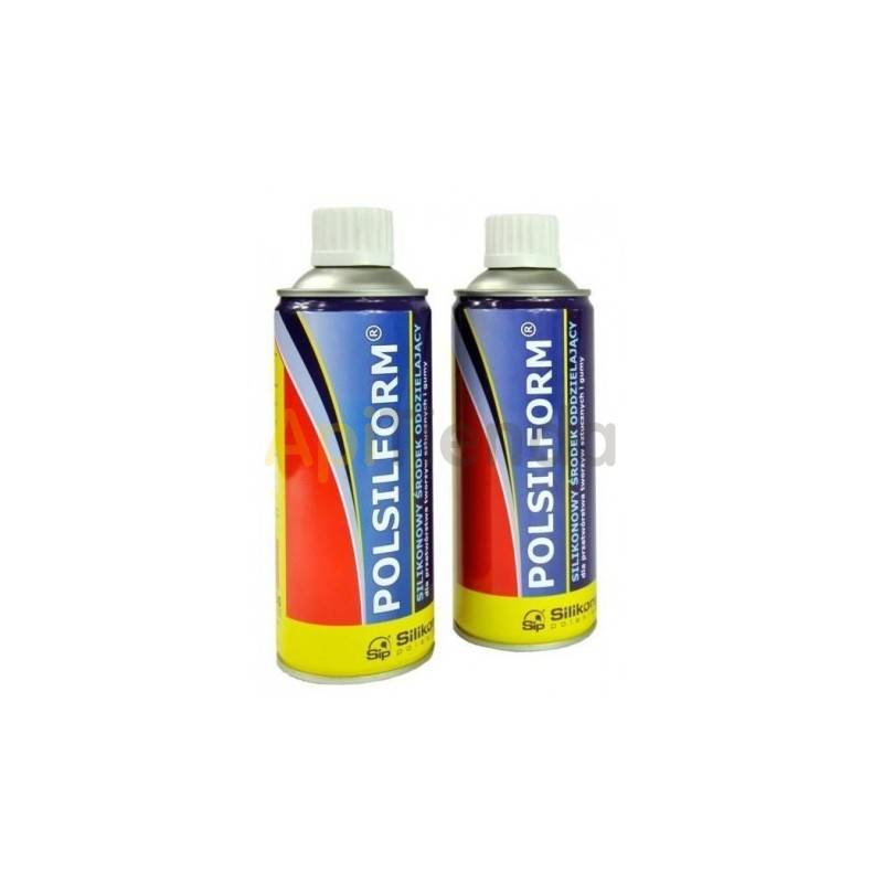 Silicone spray for candle molds, Silicone is used to polish and refresh candles, covering them with a small layer of silicone to