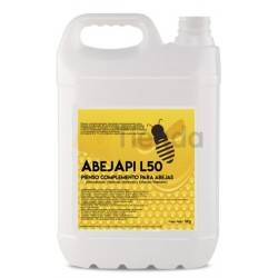 Abejapi L-50 5KG, Complementary feed designed exclusively for bees composed of amino acids, vitamins, minerals, antioxidants and
