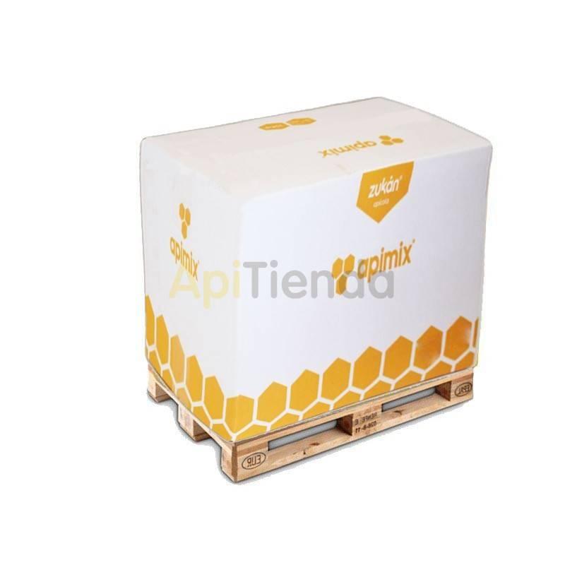 Alimentacion Alimento APIMIX Palet 840 kg (60 cajas) Apimix es un jarabe líquido con un alto componente de fructosa, que es uno