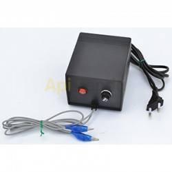 Cera  Transformador electrico para pegar cera Transformador para pegar cera, pequeño y fácil manejo. Ideal para fijar laminas d