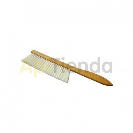 Espátulas, cepillos y levantacuadros Cepillo cerda Nylon mango de madera Lyson Cepillo cerda de nylon, fabricado en madera, fabr