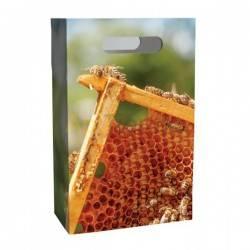 Bolsa de regalo - cuadro de miel