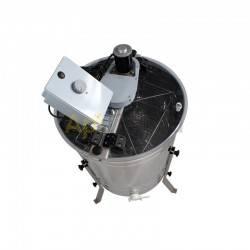 Extractores Extractor 4 cuadros UNIVERSAL tangencial, Ø650 mm, eléctrico MINIMA El extractor línea Mínima, está fabricado en ace