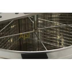 """Extractores Extractor 4 cuadros UNIVERSAL tangencial, sin eje, eléctrico MINIMA Extractor de miel """"Lyson"""" de 4 cuadros es adecua"""