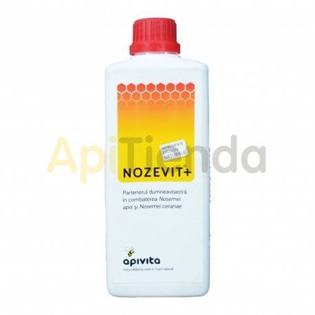 Sanidad Nozevit + 200ml Nozevit + un compuesto vegetal con ingredientes naturales