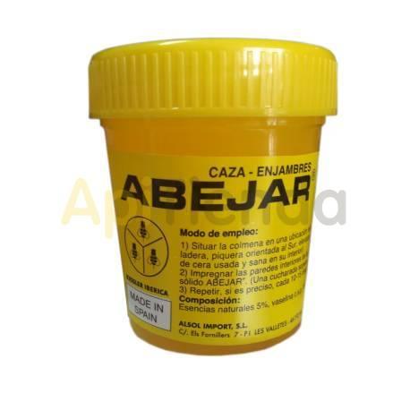 Sanidad Abejar Caza- Enjambres, pasta 100gr Perfume sólido caza enjambres Capacidad 100gr, para 10 colmenas aprox. Disponibles