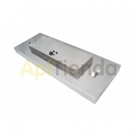 Fundidoras de cera Tapa calefactable para cubeta reforzada 1000mm  Tapa calefactable para cubeta reforzada de 1000mm Se adapta