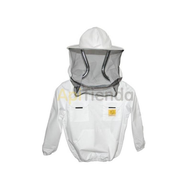 Bluson Round Mask for Kids Sizes, Bluson for children with round mask. White Very strong fabric, Offers, , LYSON