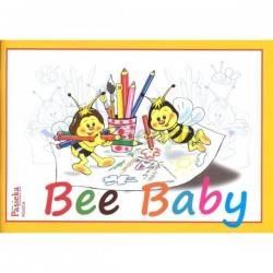 Libro de colorear Bee Baby