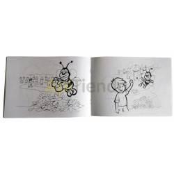 Otro material apícola Libro de colorear Bee Baby El libro para colorear perfecto para cualquier niño al que le gustan las abejas