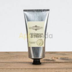 Hand cream with Honey and Propoleo -70ml-, Thanks to the high shea butter content (20%), it is an excellent cosmetic for the car